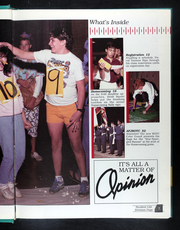 Page 11, 1987 Edition, Del Campo High School - Decamhian Yearbook (Fair Oaks, CA) online yearbook collection