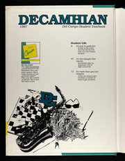 Page 2, 1987 Edition, Del Campo High School - Decamhian Yearbook (Fair Oaks, CA) online yearbook collection