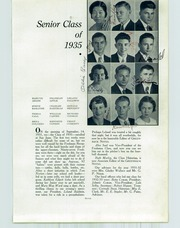 Page 15, 1935 Edition, San Juan Union High School - Greenback Notes Yearbook (Fair Oaks, CA) online yearbook collection
