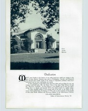 Page 6, 1935 Edition, San Juan Union High School - Greenback Notes Yearbook (Fair Oaks, CA) online yearbook collection
