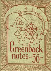1956 Edition, San Juan Union High School - Greenback Notes Yearbook (Fair Oaks, CA)