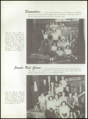 Armijo High School - La Mezcla Yearbook (Fairfield, CA) online yearbook collection, 1951 Edition, Page 34