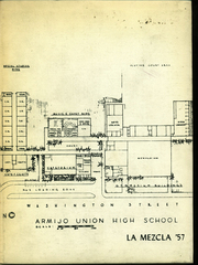 Armijo High School - La Mezcla Yearbook (Fairfield, CA) online yearbook collection, 1957 Edition, Page 1