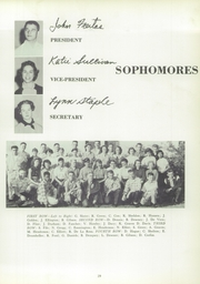 Page 33, 1957 Edition, Armijo High School - La Mezcla Yearbook (Fairfield, CA) online yearbook collection