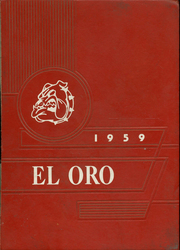 1959 Edition, Folsom High School - El Oro Yearbook (Folsom, CA)