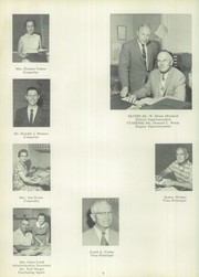 Page 8, 1959 Edition, Folsom High School - El Oro Yearbook (Folsom, CA) online yearbook collection