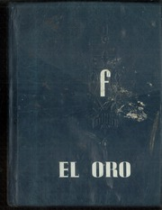 1961 Edition, Folsom High School - El Oro Yearbook (Folsom, CA)