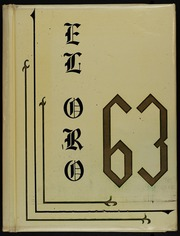 1963 Edition, Folsom High School - El Oro Yearbook (Folsom, CA)
