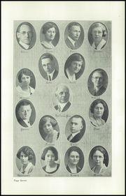 Page 11, 1924 Edition, Fortuna Union High School - Megaphone Yearbook (Fortuna, CA) online yearbook collection