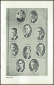 Page 17, 1924 Edition, Fortuna Union High School - Megaphone Yearbook (Fortuna, CA) online yearbook collection