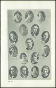 Page 9, 1924 Edition, Fortuna Union High School - Megaphone Yearbook (Fortuna, CA) online yearbook collection