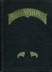 Fortuna Union High School - Megaphone Yearbook (Fortuna, CA) online yearbook collection, 1925 Edition, Page 1