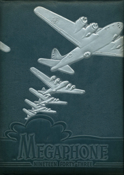 Fortuna Union High School - Megaphone Yearbook (Fortuna, CA) online yearbook collection, 1943 Edition, Page 1