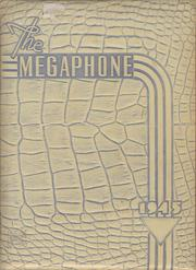Fortuna Union High School - Megaphone Yearbook (Fortuna, CA) online yearbook collection, 1945 Edition, Page 1