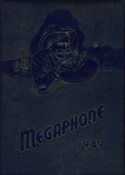 Fortuna Union High School - Megaphone Yearbook (Fortuna, CA) online yearbook collection, 1949 Edition, Page 1