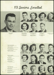 Page 12, 1949 Edition, Fortuna Union High School - Megaphone Yearbook (Fortuna, CA) online yearbook collection