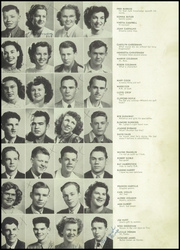 Page 13, 1949 Edition, Fortuna Union High School - Megaphone Yearbook (Fortuna, CA) online yearbook collection