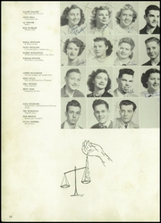 Page 16, 1949 Edition, Fortuna Union High School - Megaphone Yearbook (Fortuna, CA) online yearbook collection