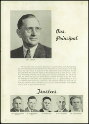 Page 6, 1949 Edition, Fortuna Union High School - Megaphone Yearbook (Fortuna, CA) online yearbook collection