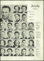 Page 7, 1949 Edition, Fortuna Union High School - Megaphone Yearbook (Fortuna, CA) online yearbook collection