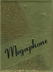 1951 Edition, Fortuna Union High School - Megaphone Yearbook (Fortuna, CA)