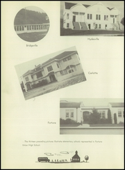 Page 12, 1951 Edition, Fortuna Union High School - Megaphone Yearbook (Fortuna, CA) online yearbook collection