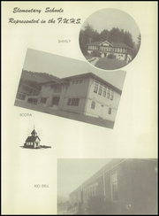 Page 9, 1951 Edition, Fortuna Union High School - Megaphone Yearbook (Fortuna, CA) online yearbook collection