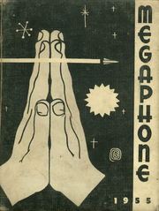 1955 Edition, Fortuna Union High School - Megaphone Yearbook (Fortuna, CA)
