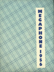 1956 Edition, Fortuna Union High School - Megaphone Yearbook (Fortuna, CA)