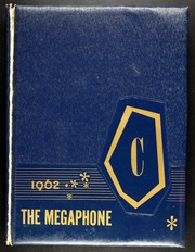 1962 Edition, Fortuna Union High School - Megaphone Yearbook (Fortuna, CA)