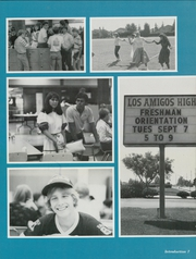 Page 11, 1983 Edition, Los Amigos High School - Reflector Yearbook (Fountain Valley, CA) online yearbook collection