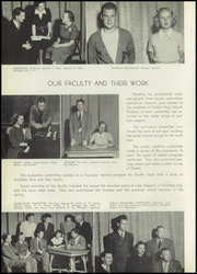 Page 16, 1942 Edition, Fowler High School - Litoria Yearbook (Fowler, CA) online yearbook collection