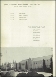 Page 8, 1942 Edition, Fowler High School - Litoria Yearbook (Fowler, CA) online yearbook collection