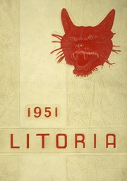 1951 Edition, Fowler High School - Litoria Yearbook (Fowler, CA)