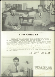 Page 13, 1953 Edition, Fowler High School - Litoria Yearbook (Fowler, CA) online yearbook collection
