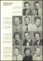 Page 15, 1953 Edition, Fowler High School - Litoria Yearbook (Fowler, CA) online yearbook collection
