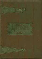 1957 Edition, Fowler High School - Litoria Yearbook (Fowler, CA)