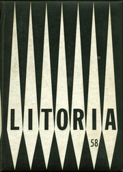 1958 Edition, Fowler High School - Litoria Yearbook (Fowler, CA)