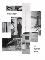 Page 21, 1969 Edition, Fowler High School - Litoria Yearbook (Fowler, CA) online yearbook collection