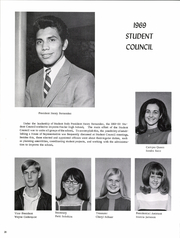 Page 32, 1969 Edition, Fowler High School - Litoria Yearbook (Fowler, CA) online yearbook collection