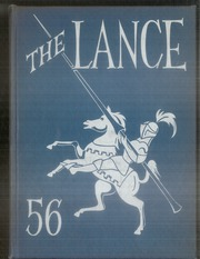 Bullard High School - Lance Yearbook (Fresno, CA) online yearbook collection, 1956 Edition, Page 1