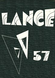 Bullard High School - Lance Yearbook (Fresno, CA) online yearbook collection, 1957 Edition, Page 1