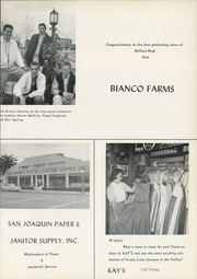 Page 107, 1958 Edition, Bullard High School - Lance Yearbook (Fresno, CA) online yearbook collection