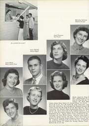 Page 36, 1958 Edition, Bullard High School - Lance Yearbook (Fresno, CA) online yearbook collection