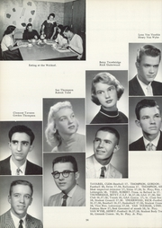 Page 38, 1958 Edition, Bullard High School - Lance Yearbook (Fresno, CA) online yearbook collection