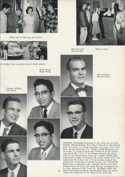 Page 39, 1958 Edition, Bullard High School - Lance Yearbook (Fresno, CA) online yearbook collection