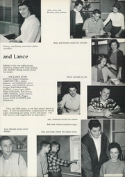 Page 63, 1958 Edition, Bullard High School - Lance Yearbook (Fresno, CA) online yearbook collection