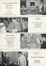 Page 96, 1958 Edition, Bullard High School - Lance Yearbook (Fresno, CA) online yearbook collection