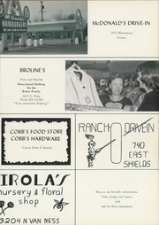 Page 99, 1958 Edition, Bullard High School - Lance Yearbook (Fresno, CA) online yearbook collection