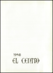 Page 7, 1948 Edition, Central High School - El Centro Yearbook (Fresno, CA) online yearbook collection